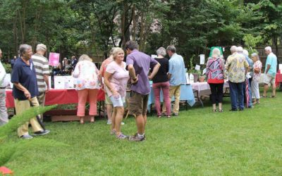 Lendonwood Garden Party Fundraiser June 22