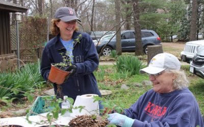 Lendonwood Seeks Volunteers for Fall Workday October 27