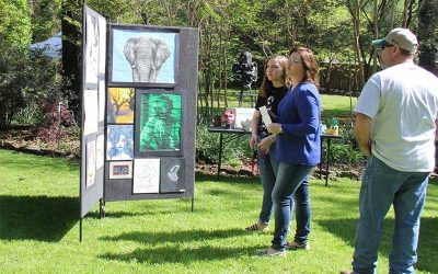 ARTISTS INVITED TO PARTICIPATE IN LENDONWOOD SHOW